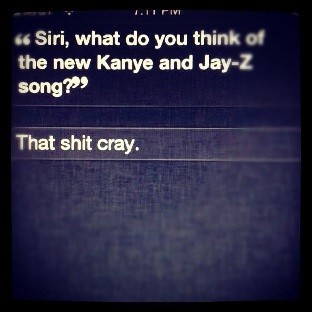 Epic Siri win.