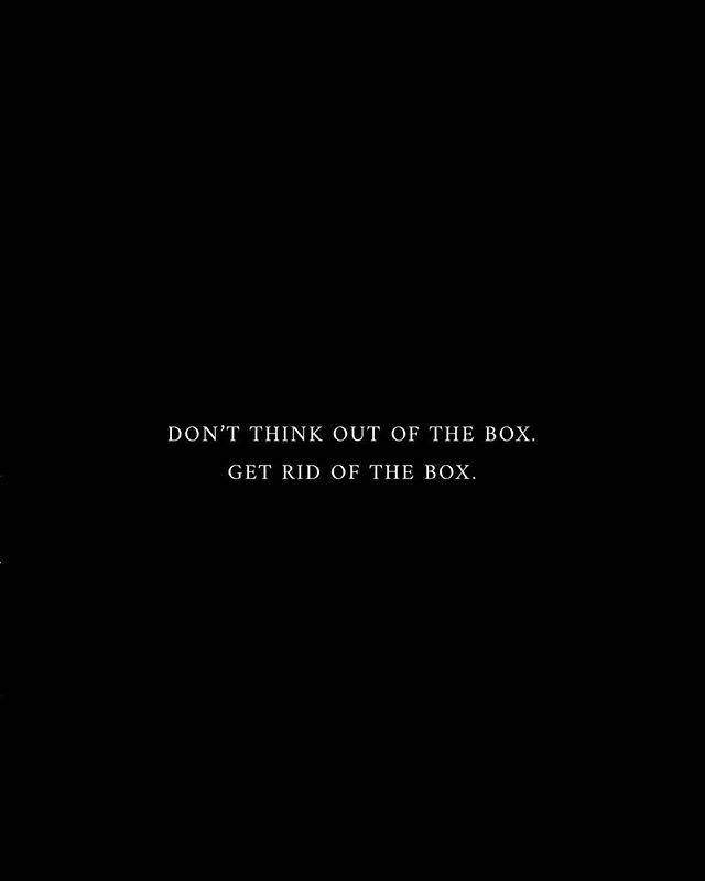 ☝🏻 no box.