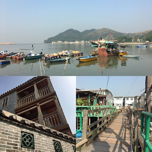 We are here at Tai O today doing Community Mapping. How can we make this beautiful place even better? Make your suggestions to us! #rootsandshoots