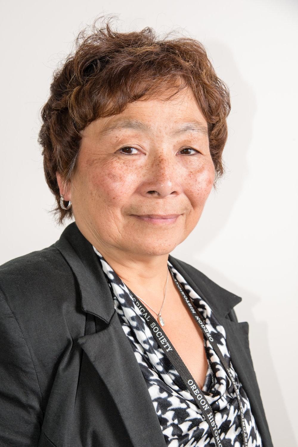 Janet Lee Bryant 李素英