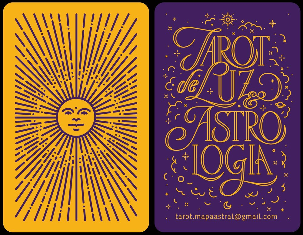 Delighted Tarot Business Cards Ideas - Business Card Ideas - etadam.info