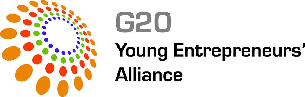 G20 YEA Logo