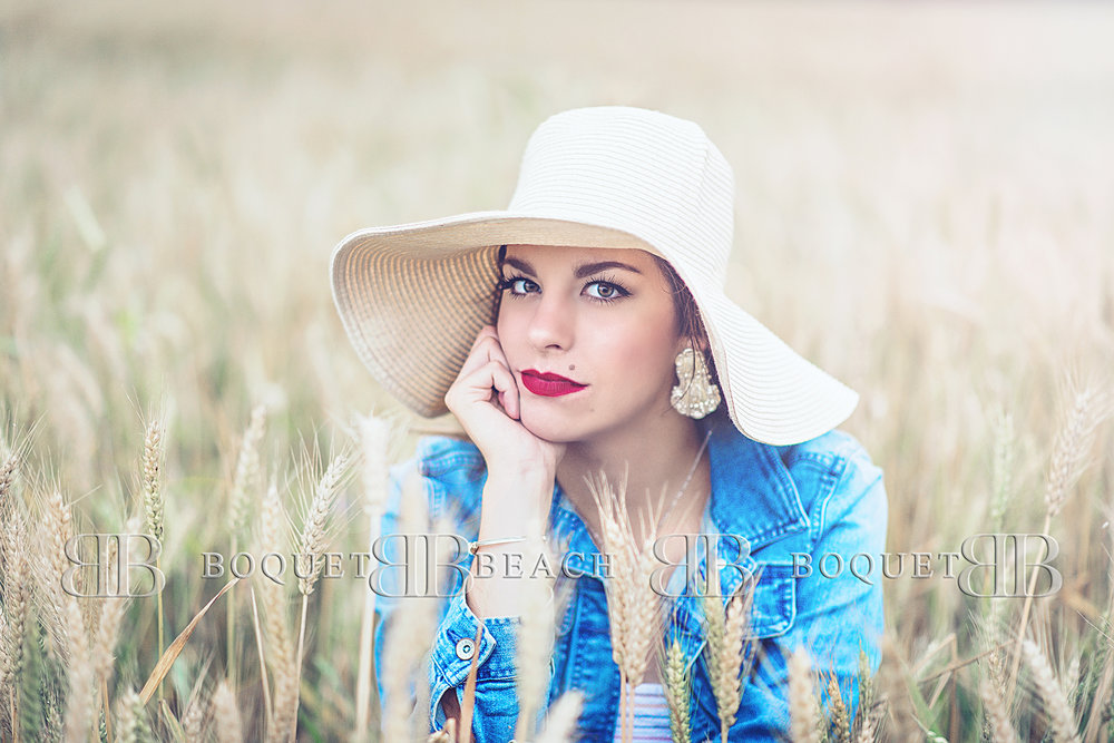 Breland wheat field sunshine senior.jpg