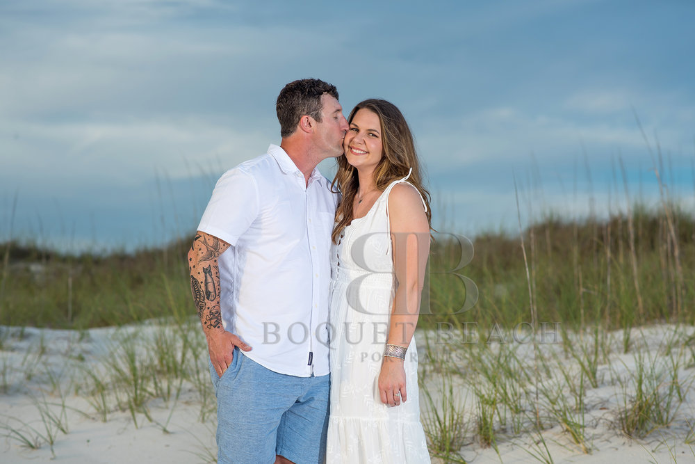Couples Beach Pictures in Orange Beach Alabama