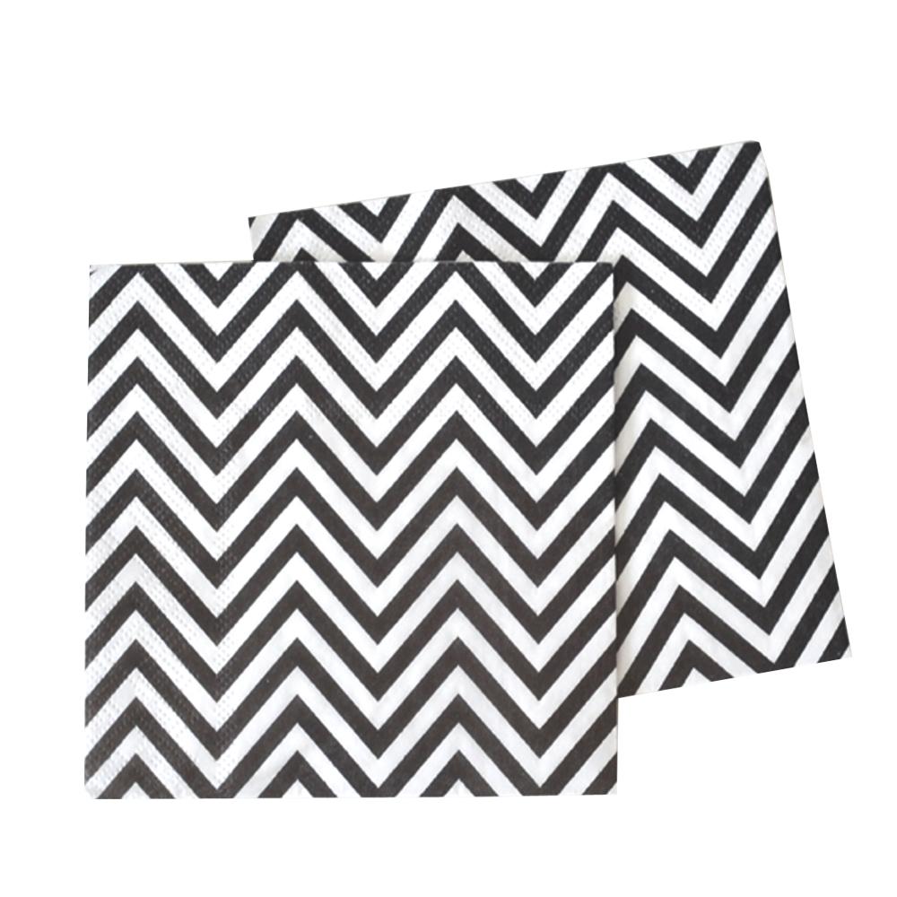 chevron black napkin.jpg