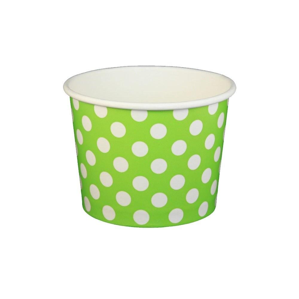 Lime Ice Cream Cups