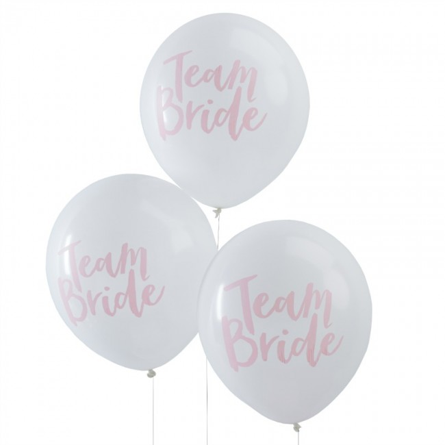 Copy of Team Bride Balloons