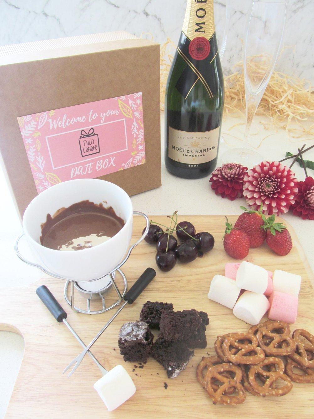 Valentines Date Night Box