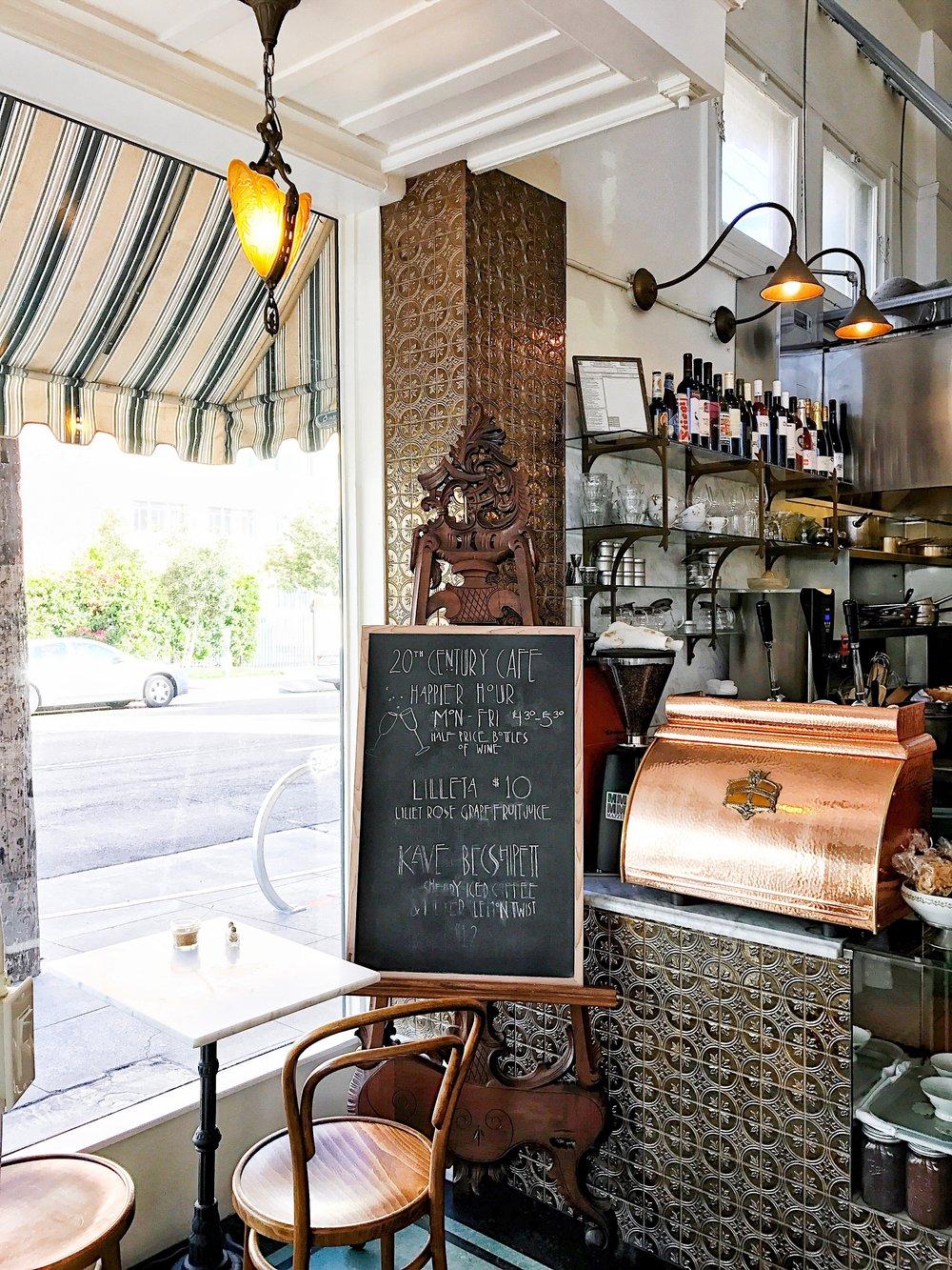 20 Century Cafè