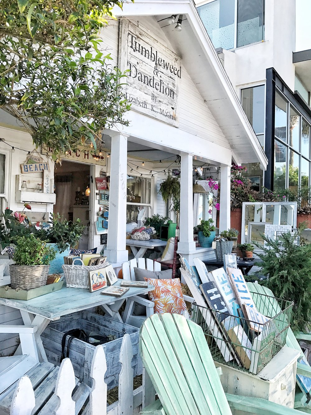 Home Decor shop in Abbot Kinney