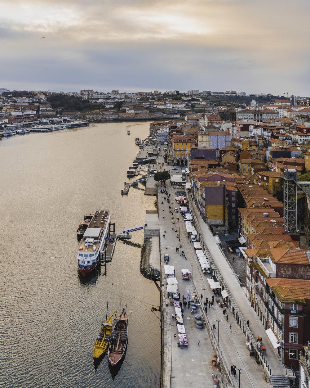 Luis I Bridge -