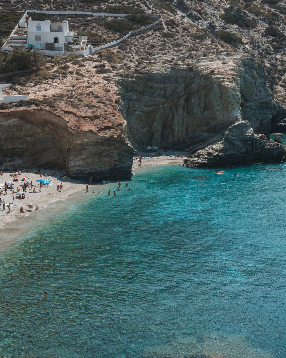 Agali beach