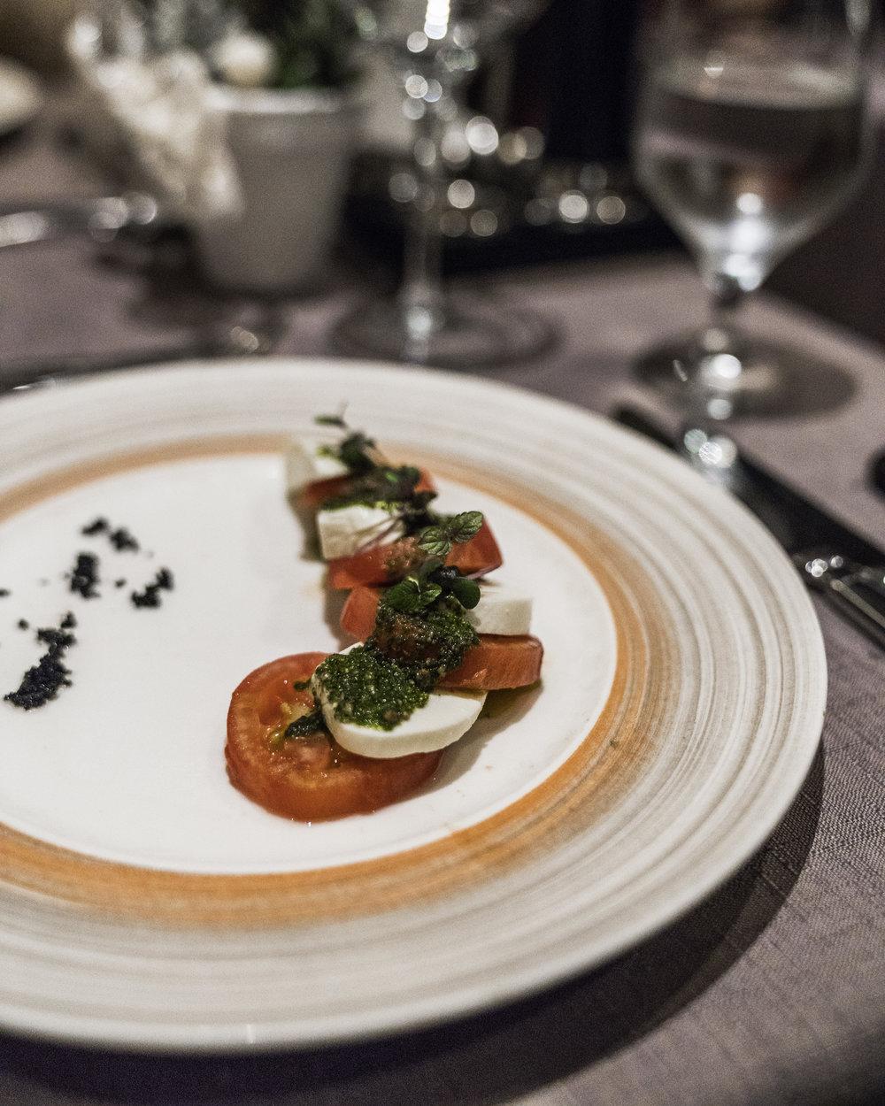 Fine Dining -