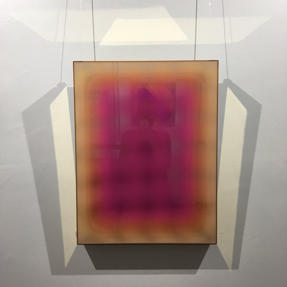 Jonny Niesche, 'Personal cosmos', Voile and acrylic mirror.