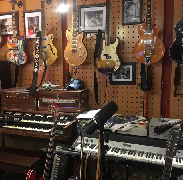 Love Hertz studio