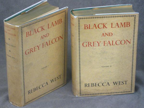 Rebecca West,  Black Lamb and Grey Falcon: A Journey Through Yugoslavia