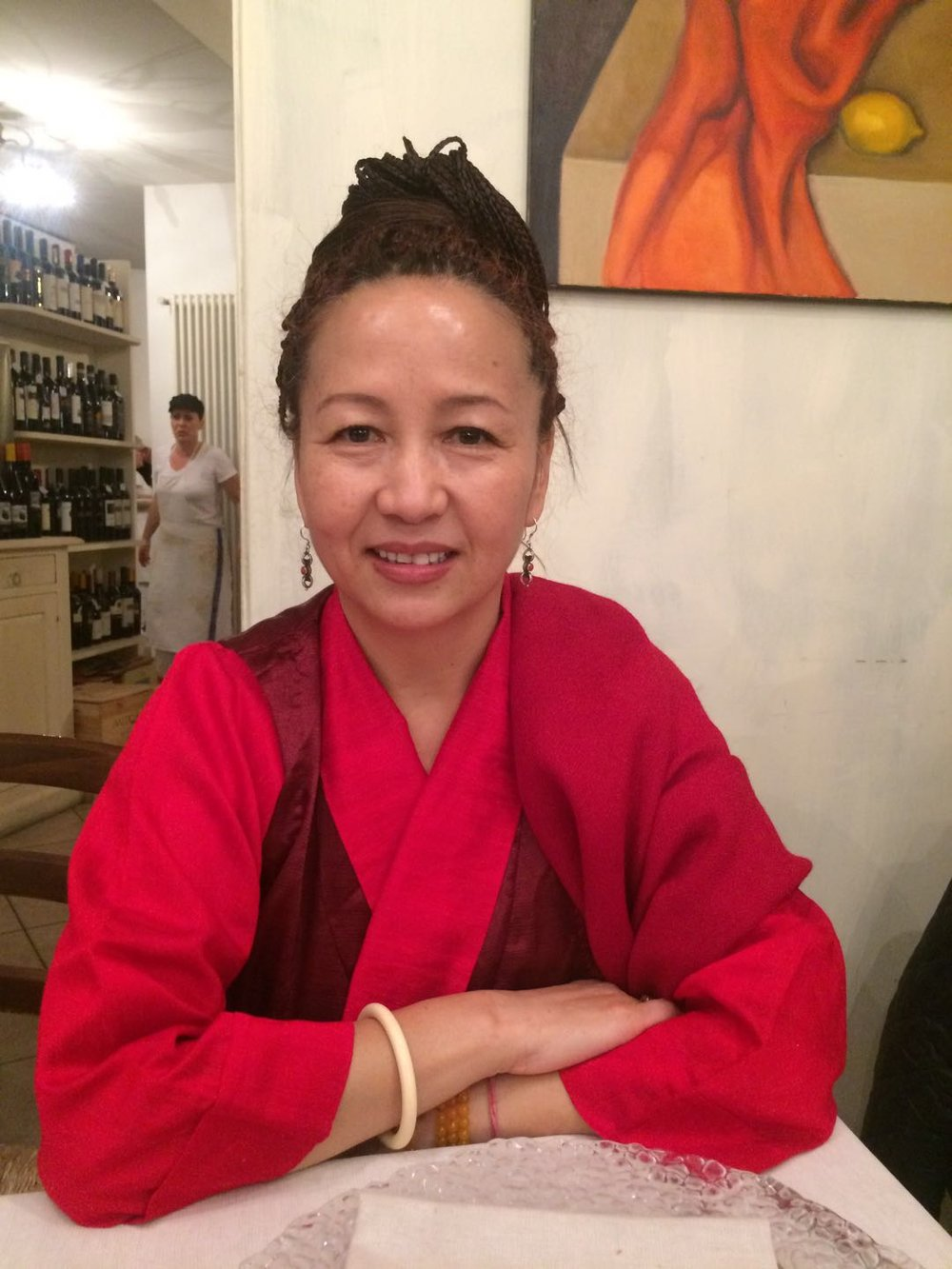 Dr. Tenzin Yangdon