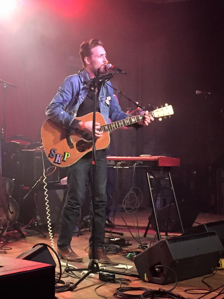 K. Phillips playing the Outlaw in 2015.                                                  Photo Credit: Frank Germano