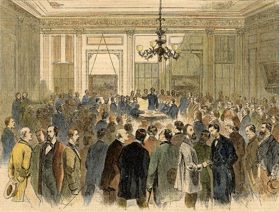 Episode 2: The St. Charles Hotel, 1846 New Orleans     Join us for an opulent night in New Orleans at the St. Charles Hotel in 1846 with mock turtle soup, lobster salad,stuffed rooster, roasted bear, and more!