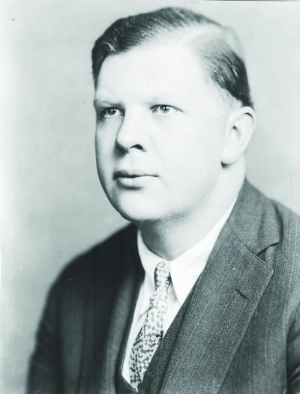 James Beard in 1926