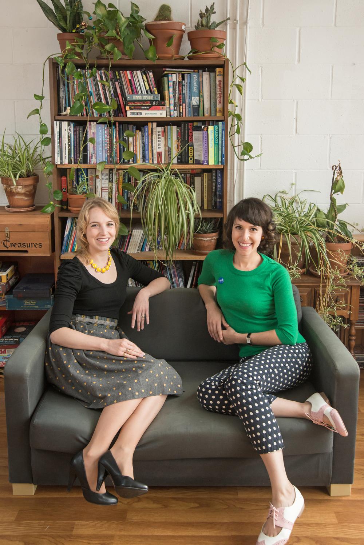 Annie Warshaw and Jill Carey