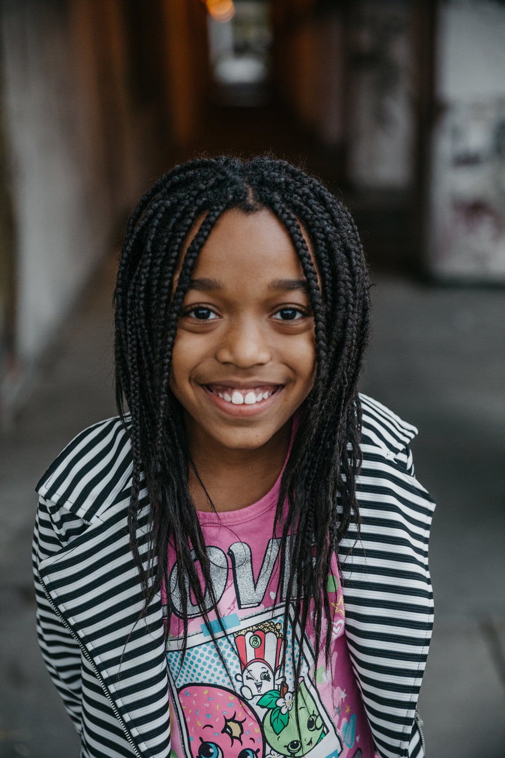 Amira Nicole Pope - Meet Amira PopeAmira is a born leader. You can often find her organizing and leading protests on the playground at school on issues ranging from Black Lives Matter to the length of the school lunch period. She is an artist, a writer, and an advocate for juvenile Type I diabetes. Q+AHow old are you? 10 years oldWhat are you passionate about? Art and Directing. I just had to cancel a movie I was in the middle of making because one of my best actresses quit because there was too much drama though.Who inspires you? My sister Bailey. She is loud. I like her volume.What makes you a badass? I run fast. I organize protests. What do you wish adults knew? I need cash. I need investors in my movies, but mostly cash.What else do you want people to know? I have sweet friends who are a little crazy. I'm a comedian and I create lots of comic books. Also, Star Wars is my favorite movie.Follow up question: Who is your favorite character in Star Wars? Princess Leia. Why? Because she's Princess Leia! Important Note: Amira is fundraising for her Team who is Walking For A World Without Juvenile Diabetes. Click here to donate.