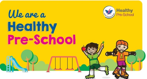 Health Promotion Board - Healthy Pre-School (Platinum Award) - Alora Preschool.