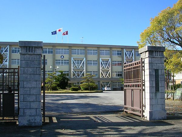 https://ja.wikipedia.org/wiki/愛知県立一宮高等学校