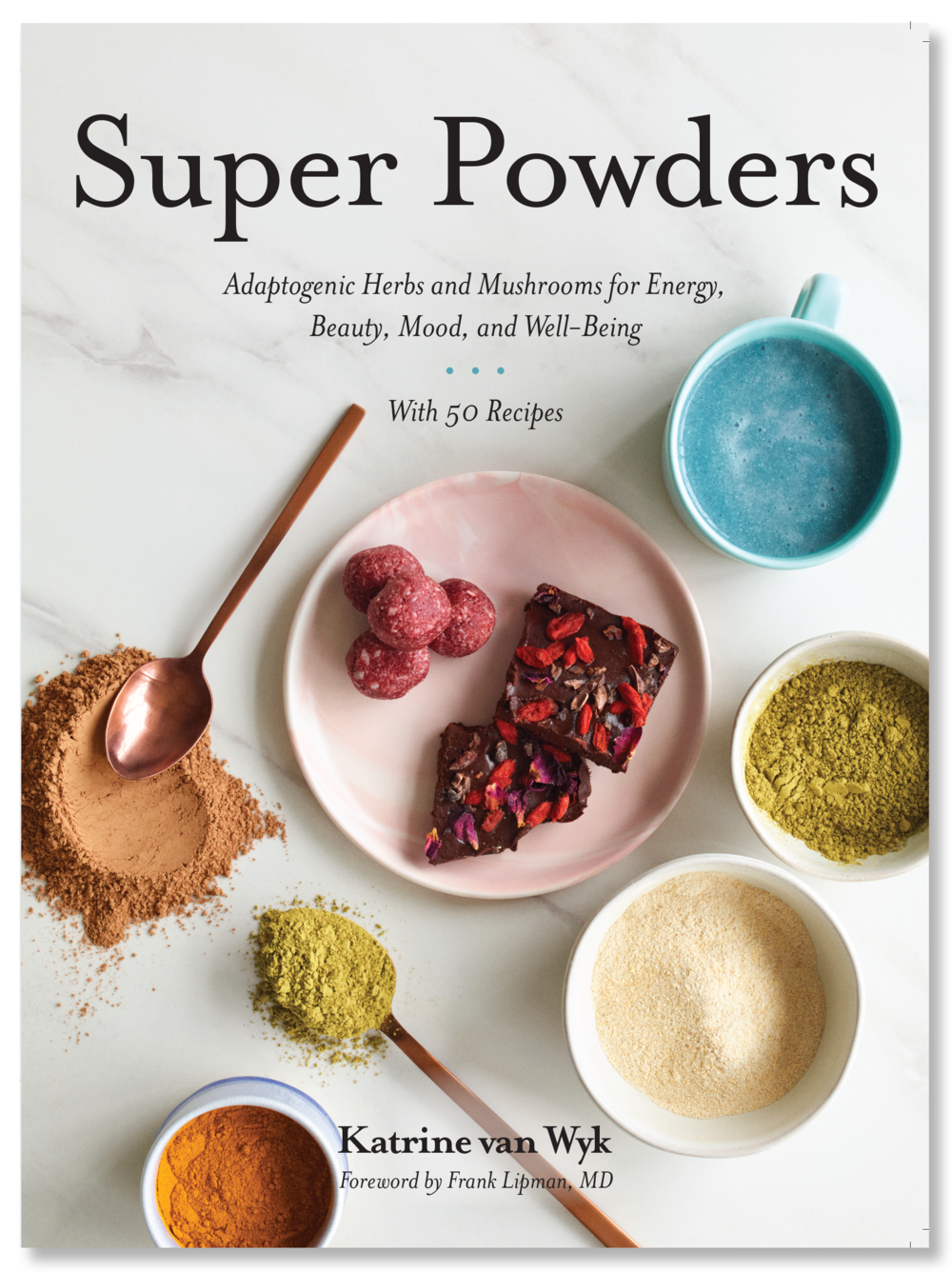 Super Powders Katrine van Wyk