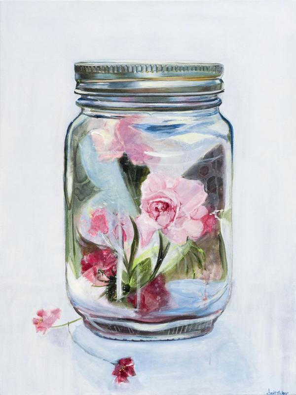 Captured Blooms