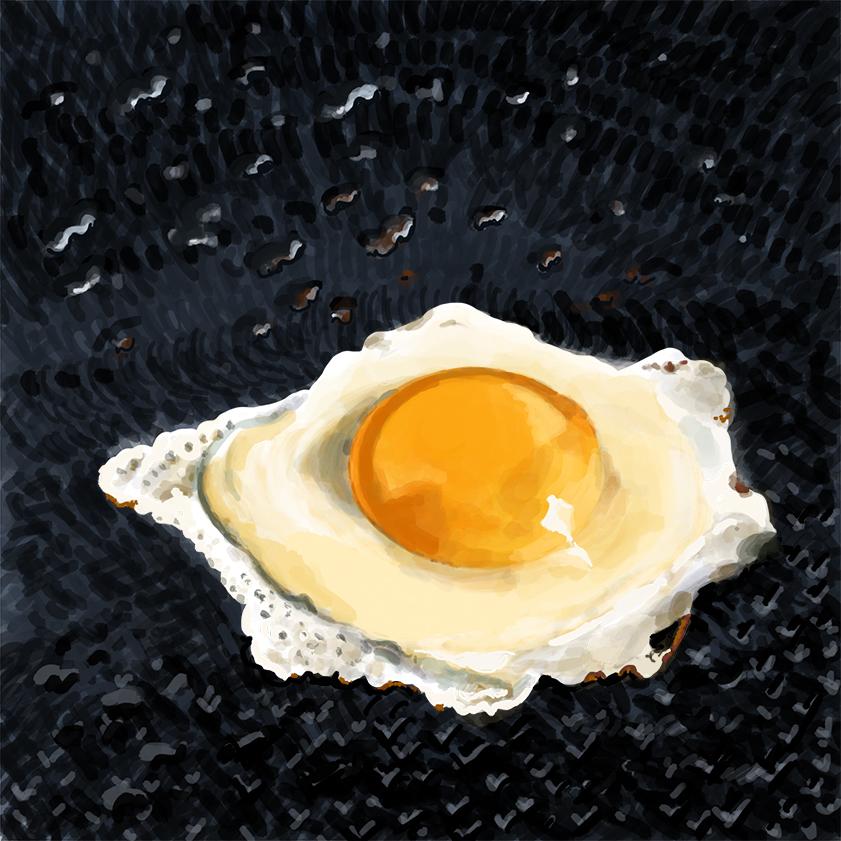 Egg Frying 2018