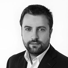 Charles-Ugo Boucher- Entrepreneur et copropriétaire des Cafés Larue & Fils -