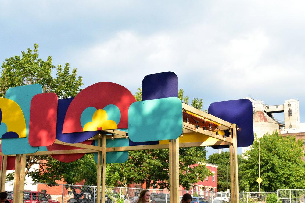 Le Comité prend en charge vos projets de design d'événements et d'aménagements d'espaces publics -