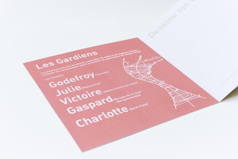 Les Gardiens of the MRC Pierre de Saurel -