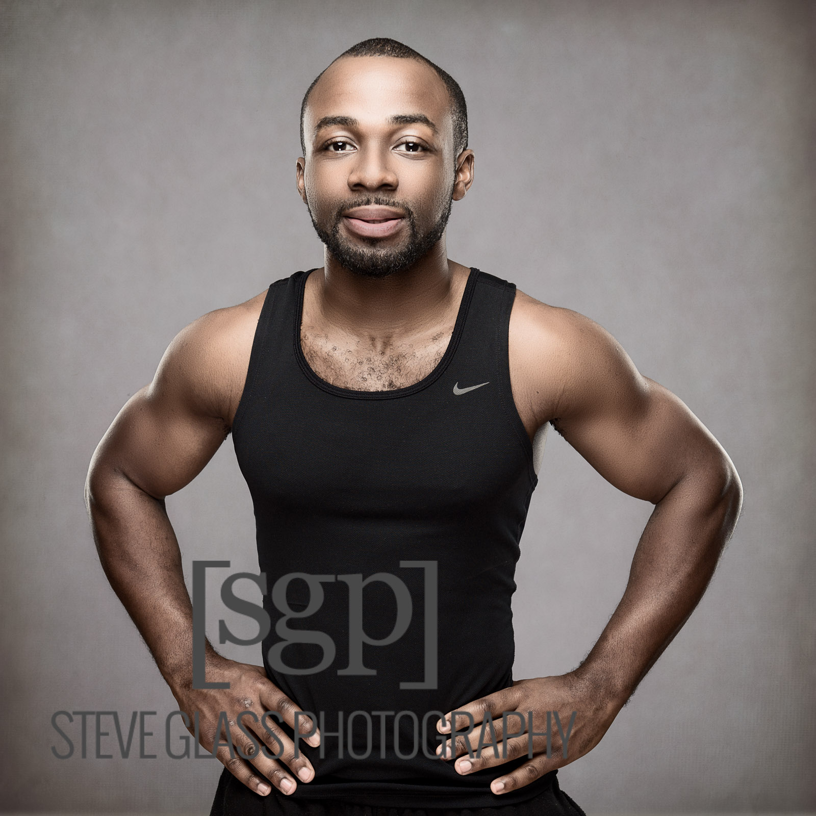 Fitness Trainer Headshots