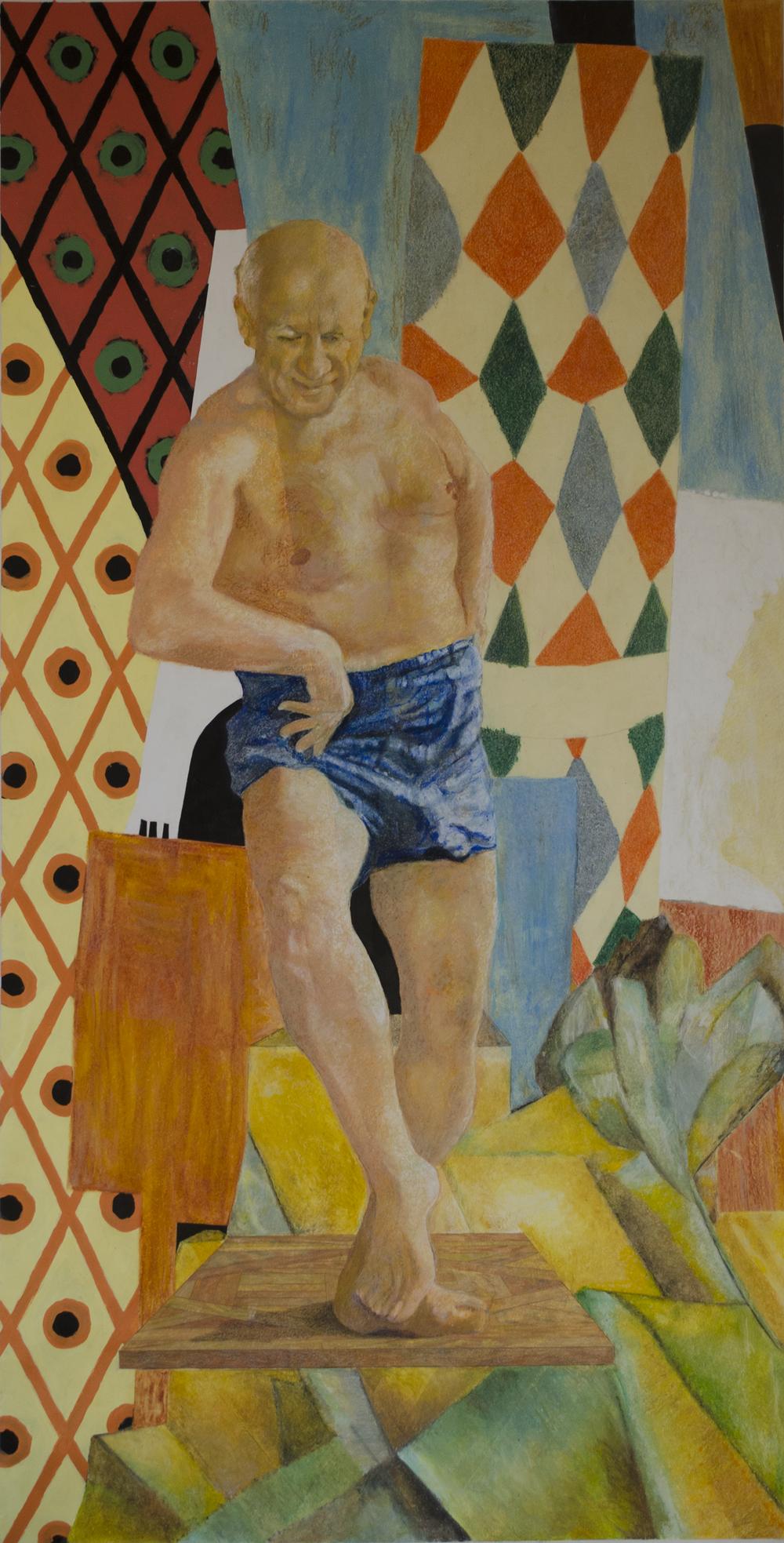 Pablo Picasso & GEORGES BRAQUE2016©