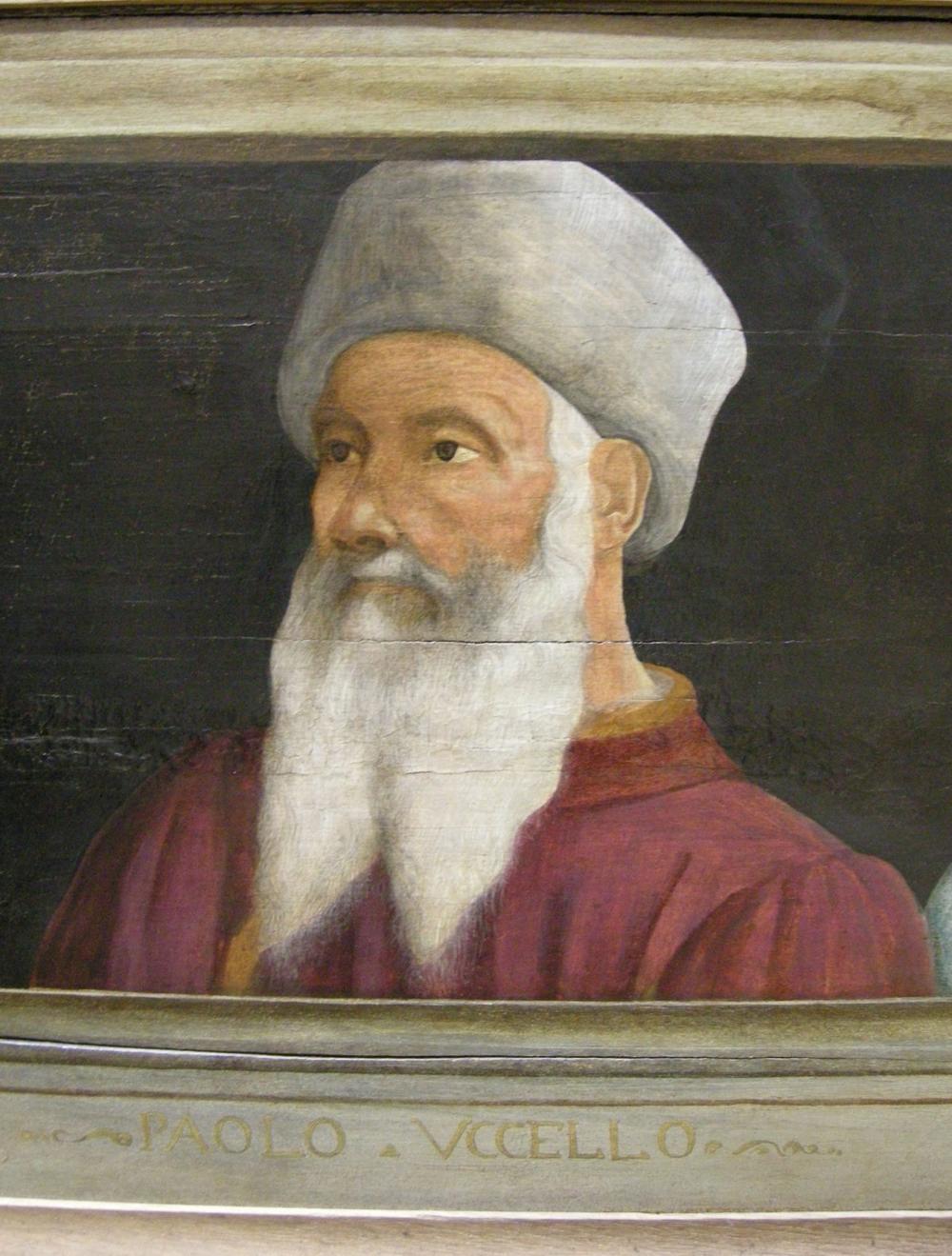 PAOLO UCCELLO PORTRAIT - POVENANCE-DEBATED