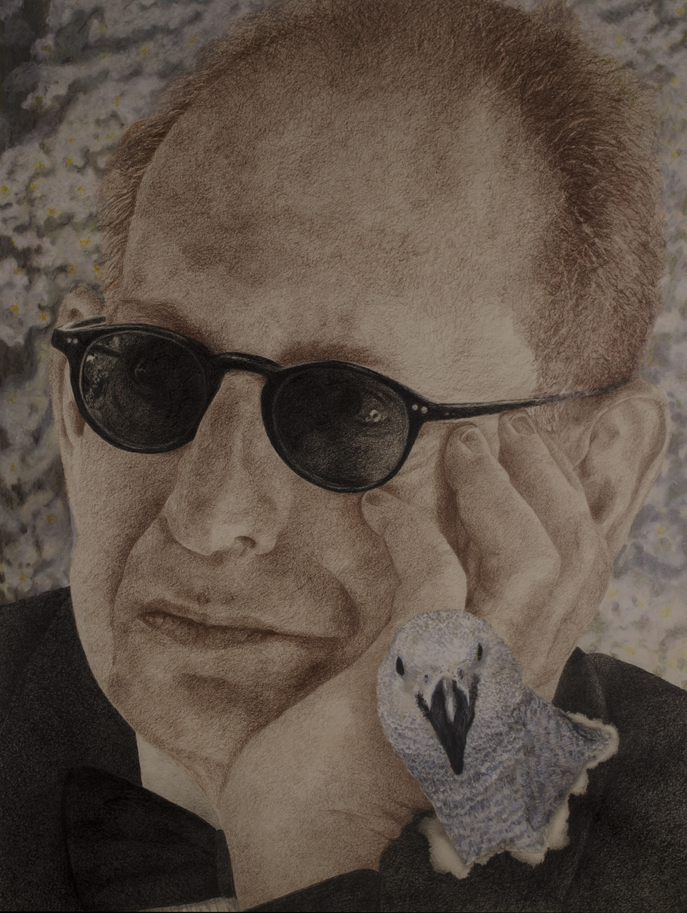 """gary golkin """"frederick goldwater WITH FRANCIES""""2014©"""