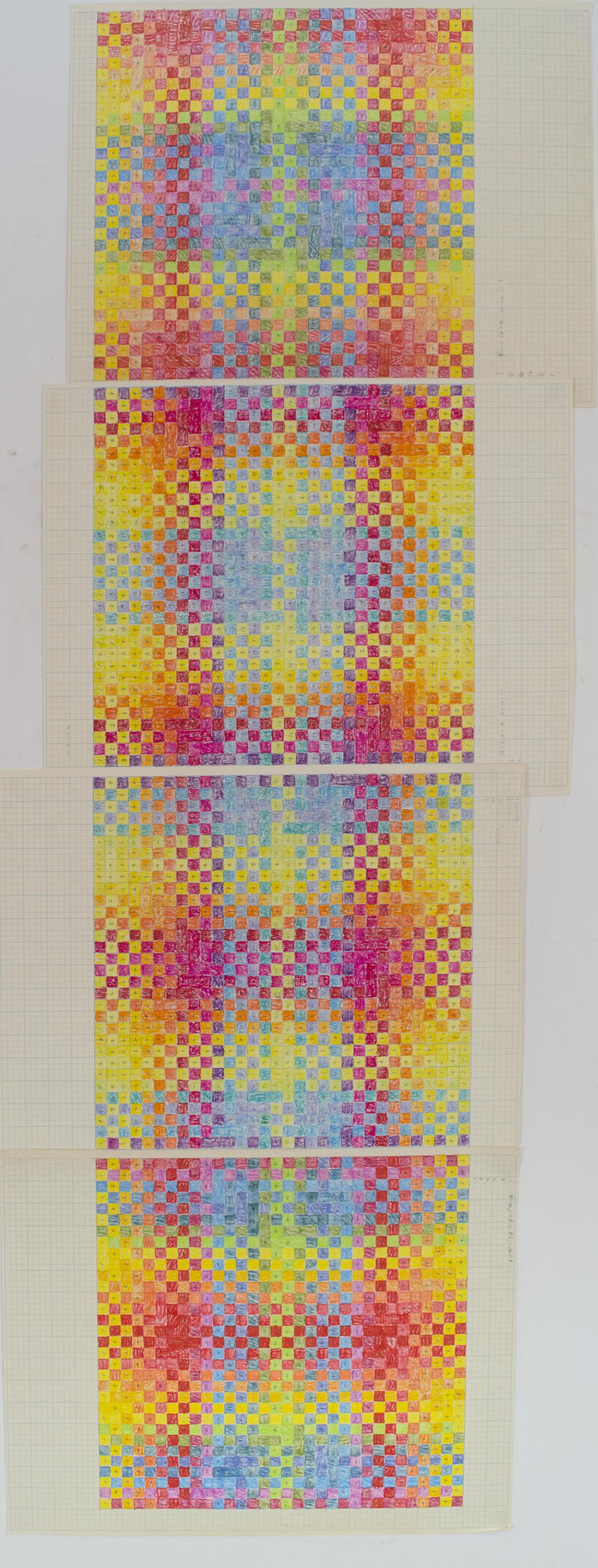 STUDY-WEAVE ROOM 4,5,67,8 1973 ©
