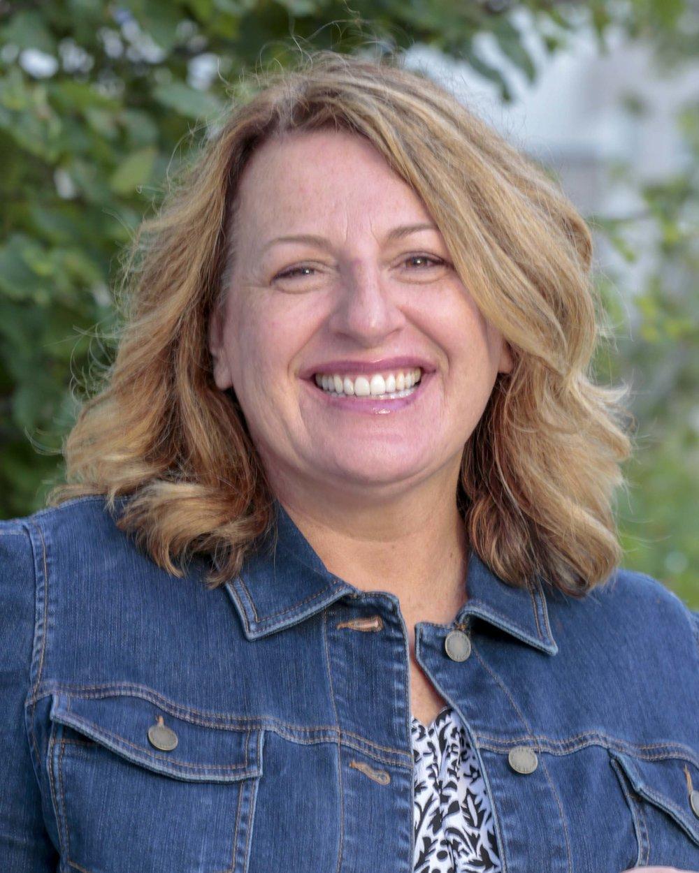 Rebecca Teeples  Executive Director of Education