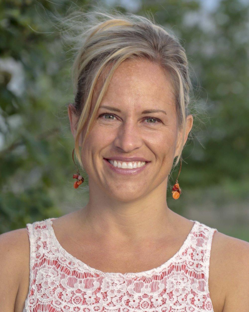 SarahGennie Casado    Director of Finance and HR