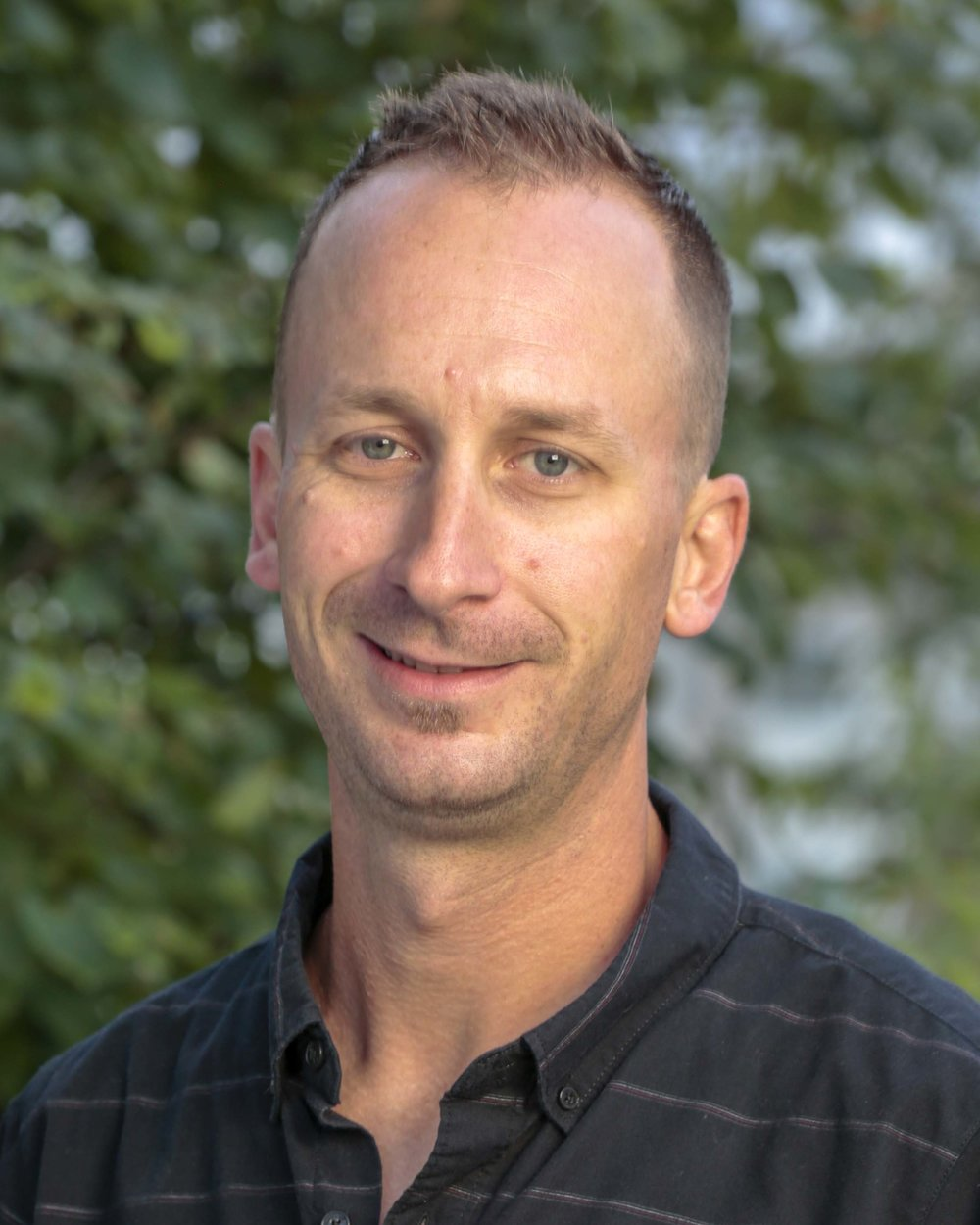 Jon Reynolds  Director of Food Services
