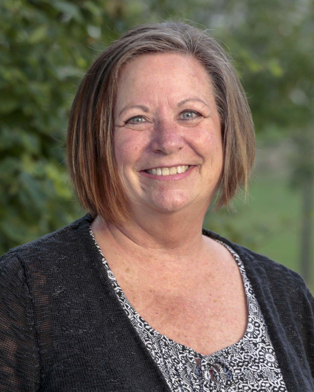 Ellen Cermak  High School Secretary