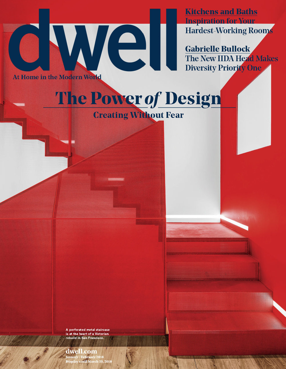 Dwell Feature Art and Light - Cutting Edge Kitchens