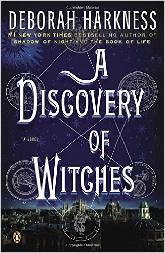 A Discovery of Witches TBR Etc