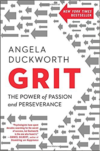 Grit | Four Books to Inspire a Productive New Year | TBR Etc.