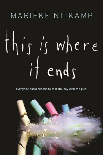 This is Where It Ends | Four Book Friday | TBR Etc.