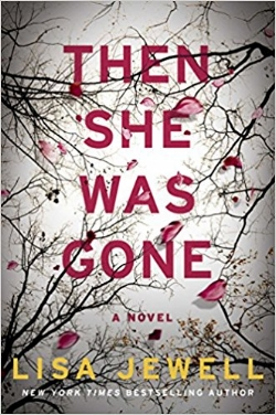 Then She Was Gone | April 2018 | TBR Etc.