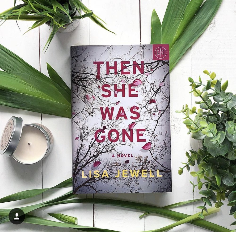 Then She Was Gone | TBR Etc