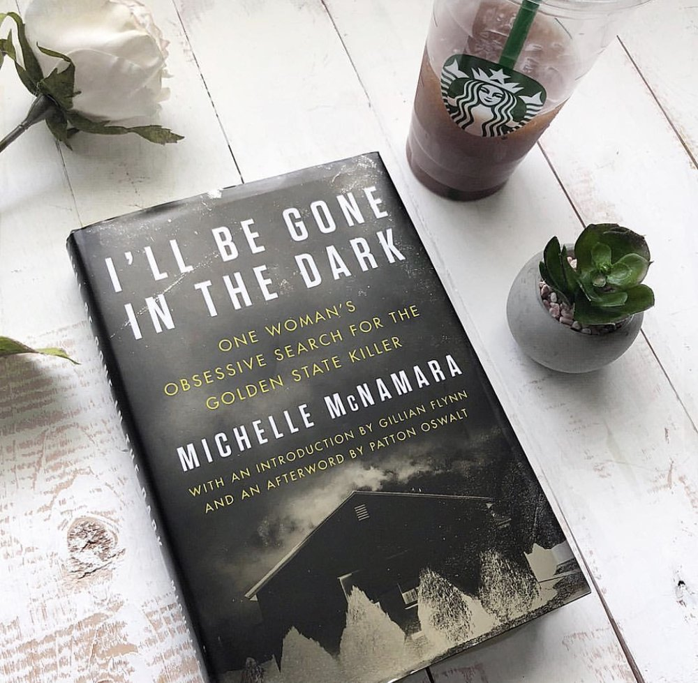 I'll Be Gone in the Dark   Favorite New Releases   TBR Etc